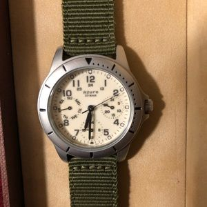 Alba (Seiko) Chronograph Unisex Watch